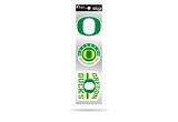 Oregon Ducks 3pc Retro Spirit Decals Premium Throwback Stickers