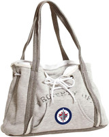 Winnipeg Jets Hoodie Sweatshirt Purse