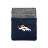 Denver Broncos Front Pocket Wallet Thin Flat