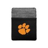 Clemson Tigers Front Pocket Wallet Thin Flat