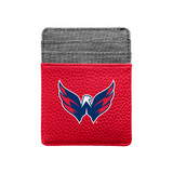 Washington Capitals Front Pocket Wallet Thin Flat
