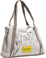 Michigan Wolverines Hoodie Sweatshirt Purse