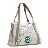 Colorado State Rams Hoodie Sweatshirt Purse