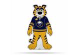 Buffalo Sabres Mascot Pennant Fanion Premium Shape Cut Sabretooth