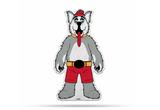 Calgary Flames Mascot Pennant Fanion Premium Shape Cut Harvey Hound