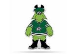 Dallas Stars Mascot Pennant Fanion Premium Shape Cut Victor E. Green