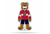 Florida Panthers Mascot Pennant Fanion Premium Shape Cut Stanley C