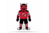 New Jersey Devils Mascot Pennant Fanion Premium Shape Cut NJ Devil