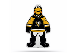 Pittsburgh Penguins Mascot Pennant Fanion Premium Shape Cut Iceburgh