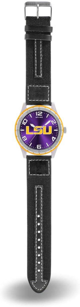 LSU Tigers Men's Gambit Watch