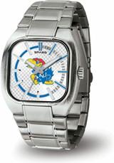 Kansas Jayhawks Men's Turbo Watch