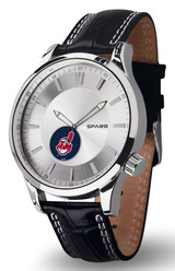 Cleveland Indians Men's Icon Watch