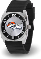 Denver Broncos Men's Watch Forever A Fan