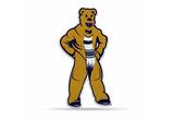 Penn State Nittany Lions Mascot Pennant Premium Shape Cut