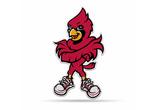 Louisville Cardinals Mascot Pennant Premium Shape Cut Louie