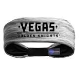 Vegas Golden Knights Tigerspace Women's Headband Gray/Black