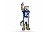 BYU Cougars Mascot Pennant Premium Shape Cut Cosmo