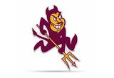 Arizona State Sun Devils Mascot Pennant Premium Shape Cut Sparky