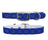 Boise State Broncos Premium Dog Collar Odor Proof Waterproof Antimicrobial