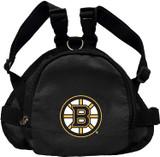 Boston Bruins Dog Cat Mini Backpack Harness w/ Leash