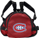 Montreal Canadiens Dog Cat Mini Backpack Harness w/ Leash
