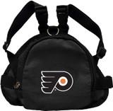 Philadelphia Flyers Dog Cat Mini Backpack Harness w/ Leash