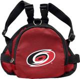 Carolina Hurricanes Dog Cat Mini Backpack Harness w/ Leash
