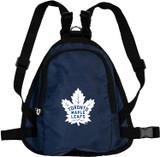 Toronto Maple Leafs Dog Cat Mini Backpack Harness w/ Leash
