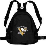 Pittsburgh Penguins Dog Cat Mini Backpack Harness w/ Leash