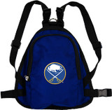 Buffalo Sabres Dog Cat Mini Backpack Harness w/ Leash