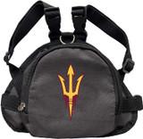 Arizona State Sun Devils Dog Cat Mini Backpack Harness w/ Leash