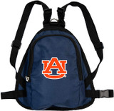 Auburn Tigers Dog Cat Mini Backpack Harness w/ Leash