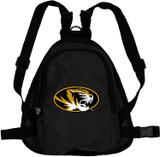 Missouri Tigers Dog Cat Mini Backpack Harness w/ Leash