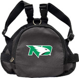 North Dakota Fighting Hawks Dog Cat Mini Backpack Harness w/ Leash