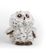 Baby Owl Ball Bird Dog Toy Premium Plush w/ Tennis Ball