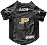 Purdue Boilermakers Dog Deluxe Stretch Jersey Big Dog Size