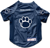 Penn State Nittany Lions Dog Deluxe Stretch Jersey Big Dog Size