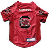 South Carolina Gamecocks Dog Deluxe Stretch Jersey Big Dog Size