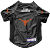 Texas Longhorns Dog Deluxe Stretch Jersey Big Dog Size