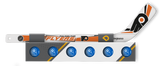 Philadelphia Flyers Knee Hockey Rapid Fire Set Mini Stick Foam Balls