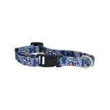 Memphis Tigers Dog Pet Adjustable Nylon Logo Collar
