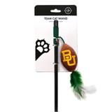 Baylor Bears Cat Football Toy Wand Interactive Teaser