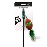 North Dakota State Bison Cat Football Toy Wand Interactive Teaser