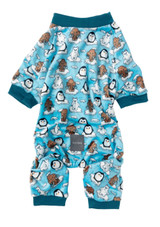 Arctic Age Dog Cat Premium Pajamas PJs Super Soft Penguins Woolly Mammoth