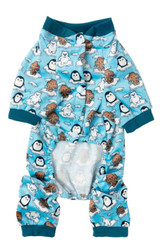 Arctic Age Dog Cat Premium Pajamas PJs Super Soft Penguins Woolly Mammoth