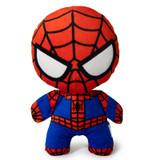 Kawaii Spider-Man Dog Toy Plush w/ Squeaker Marvel Licensed