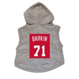 Barkin Dog Hoodie Premium Hockey Sweatshirt
