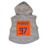 McDoggo Dog Hoodie Premium Hockey Sweatshirt