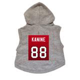 Kanine Dog Hoodie Premium Hockey Sweatshirt