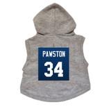 Pawston Dog Hoodie Premium Hockey Sweatshirt